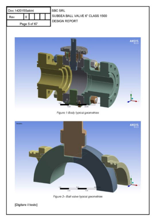 FEM Analysis Subsea