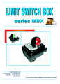 scheda microswitch box
