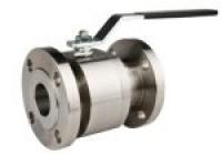 Split body ball valves