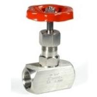 Needle type valves 3000 lbs