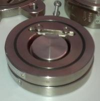 Vafer type swing check valves